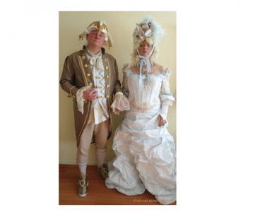 chemotooy-staatsieportret-Lodewijk-en-Marie-Antoinette